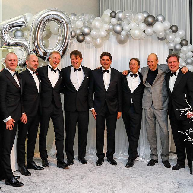 50° Birthmas party